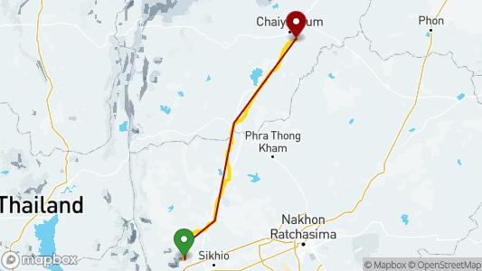 Conganh Nguyen • 112.3 km • Khao Sadao • 15.04. 2019