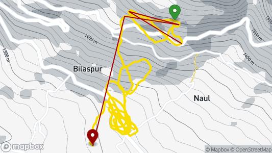 Deepak Nougai • 1.6 km • Nainital • 15.04. 2019