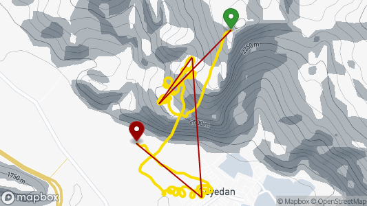 Mohsen Ghaedi • 6.1 km • Sadra • 15.04. 2019