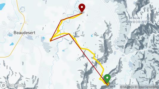 nick pierce • 23.1 km • Hinchcliffe Launch • 15.04. 2019