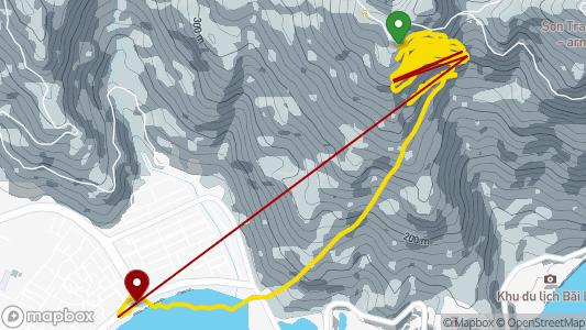 Huân Tưởng • 4.6 km • Bàn Cờ • 15.04. 2019