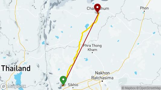 Cyril Zwahlen • 113.0 km • Khao Sadao • 15.04. 2019